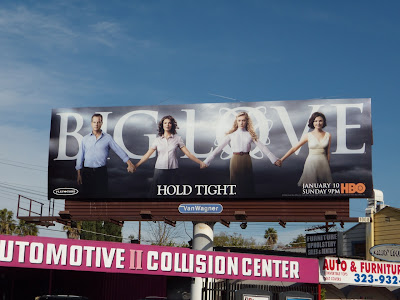 Big lOve season 4 TV billboard