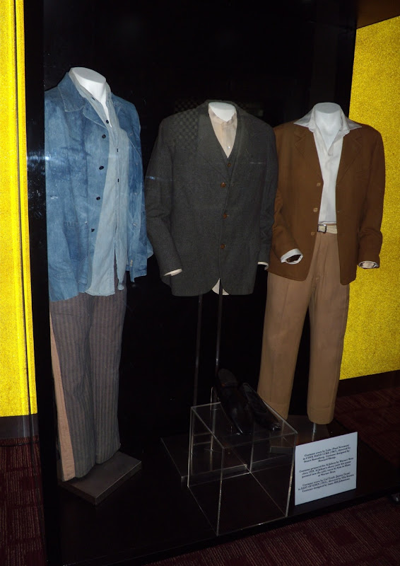 Actual Warner Bros movie costumes