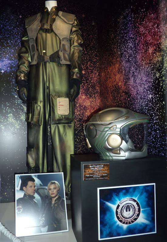 Battlestar Galactica Starbuck flight suit