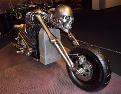 John Holt's Skeleton Bike 2006