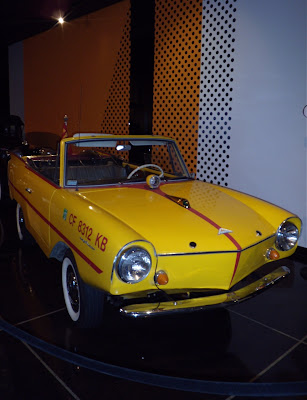 Amphicar Petersen Auto Museum