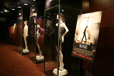 Musical movie Nine costumes
