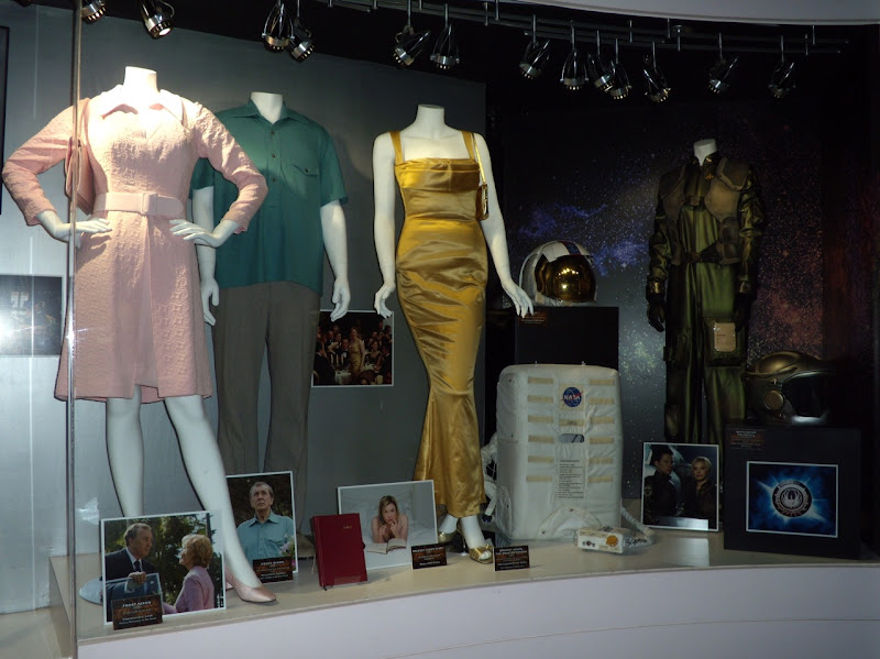 Authentic Universal Studios film costumes