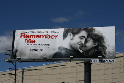 Remember Me movie billboard