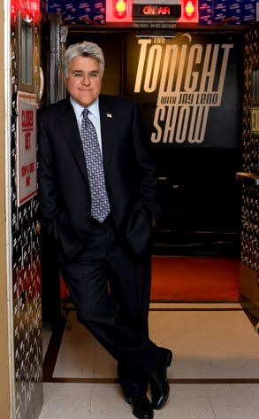 Jay Leno host of The Tonight Show