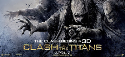 Clash of the Titans Witches poster