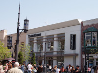 Crate & Barrel store at The Grove