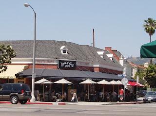 Lu Lu's Cafe on Beverly Blvd