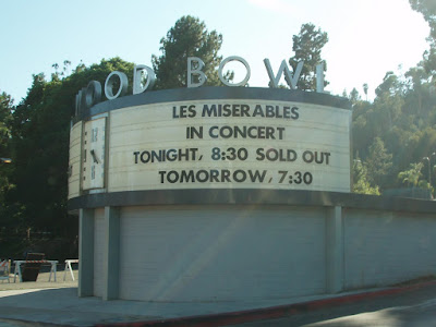 Hollywood Bowl entrance