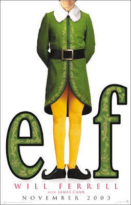 Elf movie poster