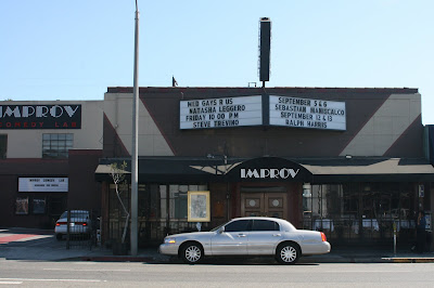 L.A. Improv on Melrose Avenue