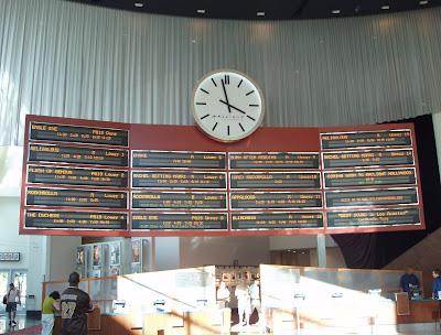 Arclight Hollywood Foyer