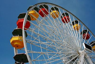 Pacific Park Big Wheel