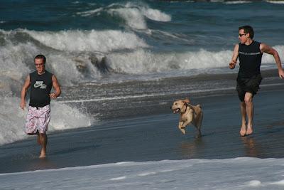 Sycamore Cove beach boys