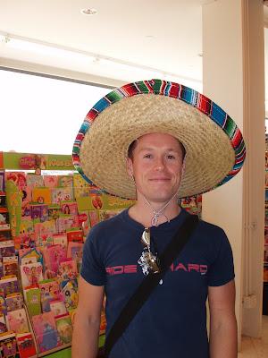 Halloween hat - Sombrero