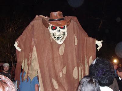WEHO Halloween costume carnival