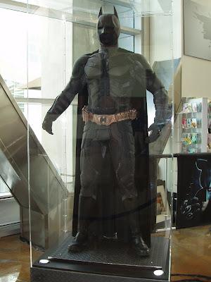 Batman suit - The Dark Knight movie costume