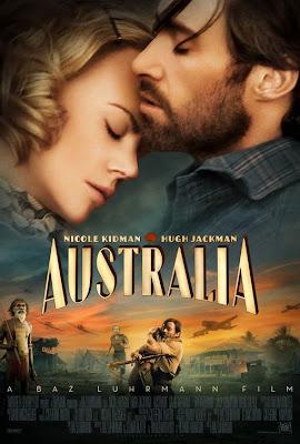 Australia official film poster