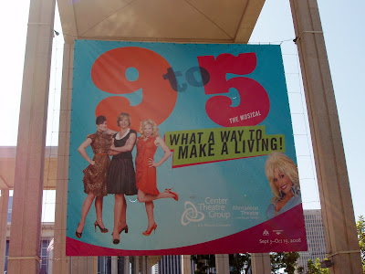 9 to 5 The Musical at The Ahmanson Theatre