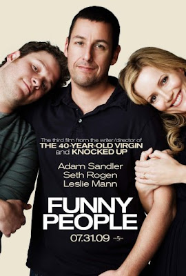 Funny People film poster
