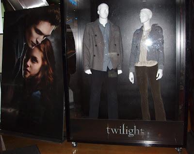 Twilight movie costumes