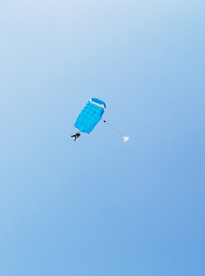 Treehouse Tandem skydive