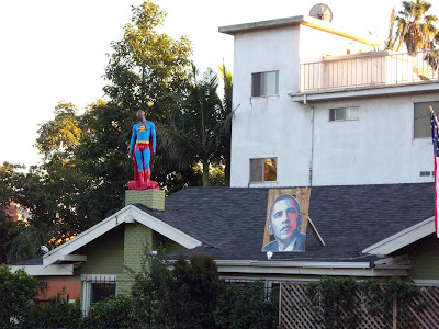 Super Obama house in West Hollywood