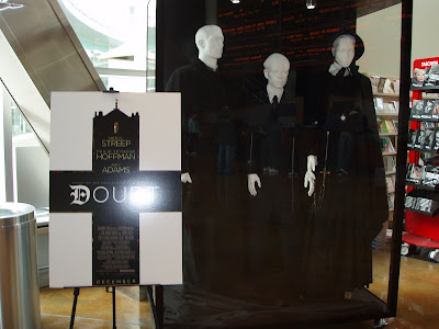 Nun, schoolboy and Priest costumes from the movie Doubt