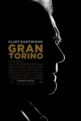 Clint Eastwood Gran Torino movie poster