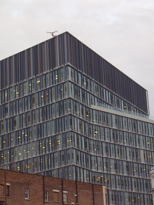 The Blue Fin Building in Southwark