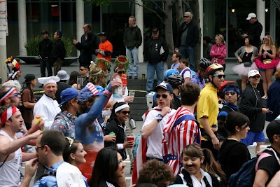 Bay to Breakers costumes 2010