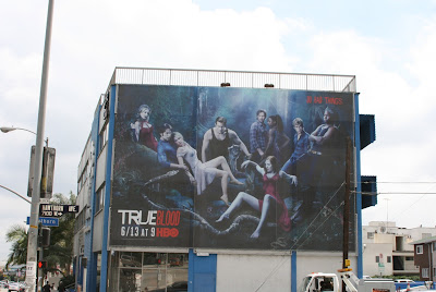 True Blood season 3 cast billboard