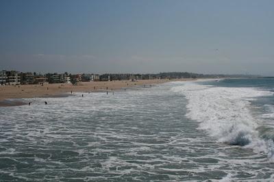 Venice Beach ocean