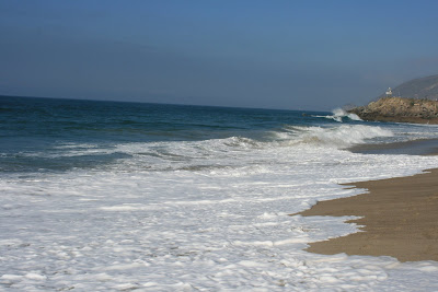 Sycamore Cove surf