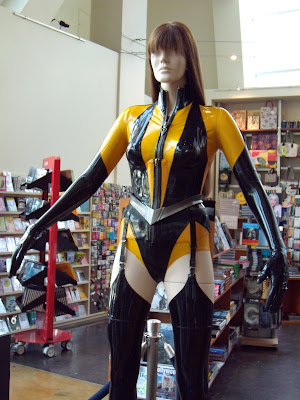 Silk Spectre II Watchmen film costume