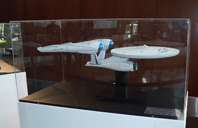 Star Trek Enterprise NCC-1701 model