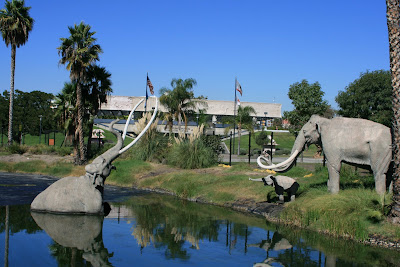 La Brea Tar Pits and Page Museum Los Angeles