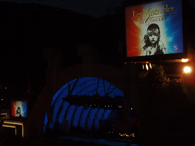 Les Miserables Concert at Hollywood Bowl
