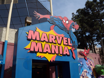 Marvel Mania Shop at Universal Studios Hollywood