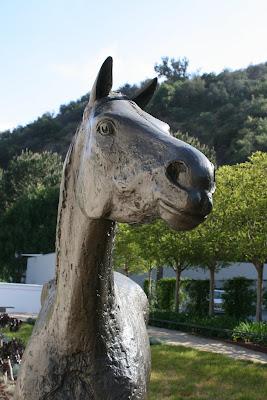 Elisabeth Frink - Horse bronze sculpture