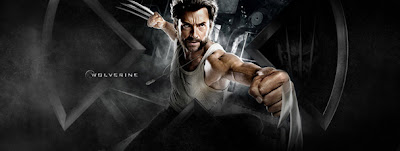 Hugh Jackman as the X-Man Wolverine