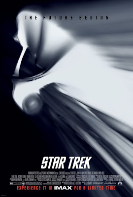 Star Trek movie Enterprise poster