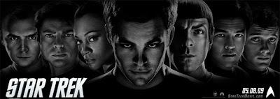 New Star Trek movie cast poster