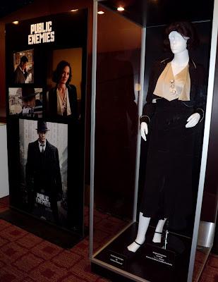 Public Enemies Billie Frechette movie costume