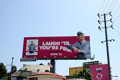 Pink Panther 2 dvd movie billboard