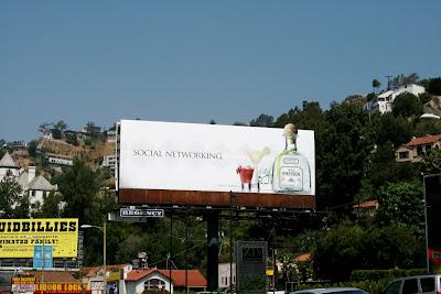 Patron Tequila billboard