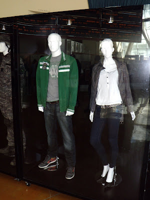 Original Transformers 2 Ramon Rodriguez and Megan movie costumes