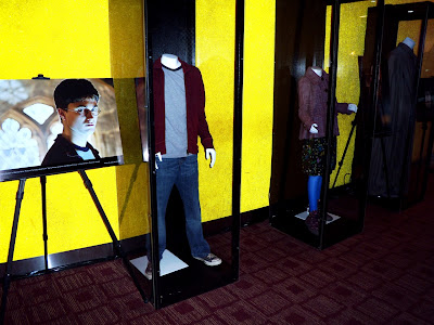 Original movie costumes from Harry Potter 6