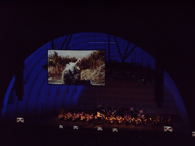 Hollywood Bowl Prokofiev Peter and the Wolf animated film