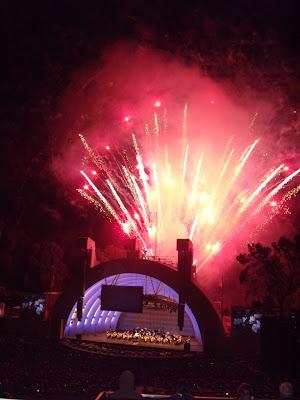Amazing Hollywood Bowl Prokofiev fireworks